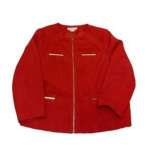 Michael Kors- Red jacket